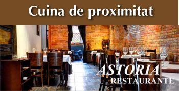 Restaurante Astoria. 350x178px