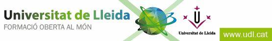 Universitat de Lleida. Formació oberta. 750x115px