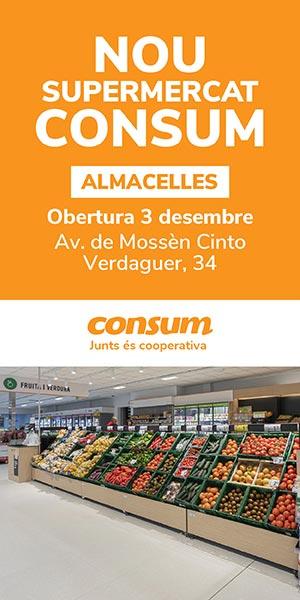 Nou Supermercart Consum