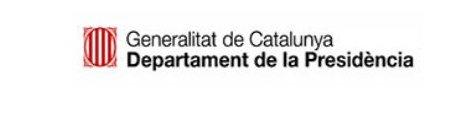 Bàner Generalitat amb el support